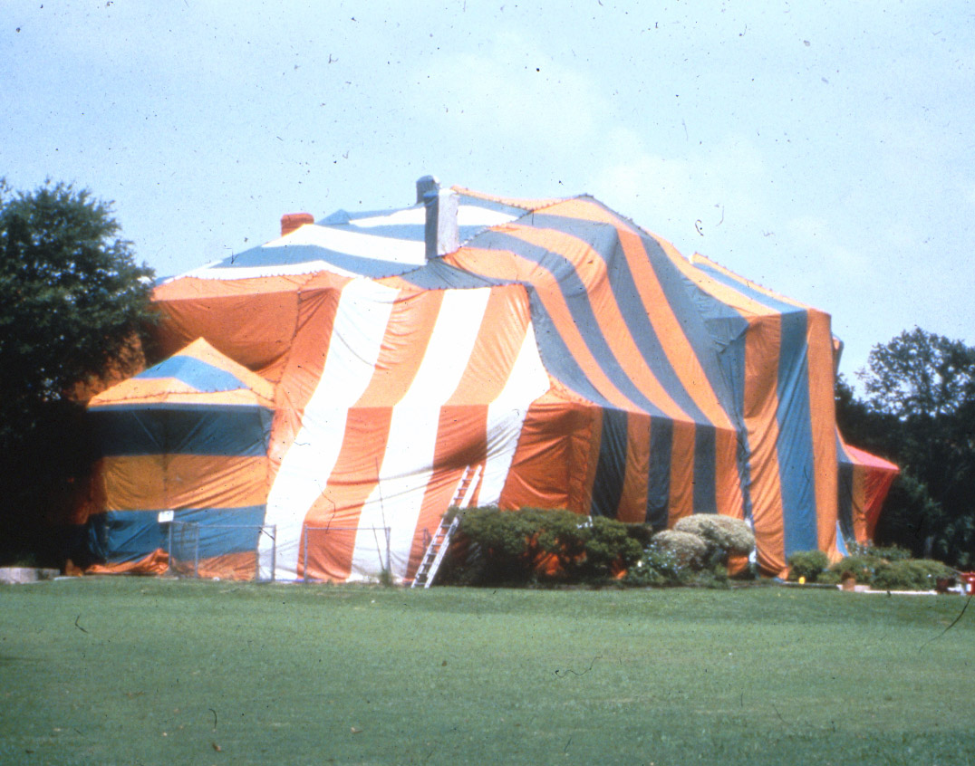 fumigation fumigate house tent damage.jpg & LSU AgCenter Extension Service - Comprehensive Termite Learning Center